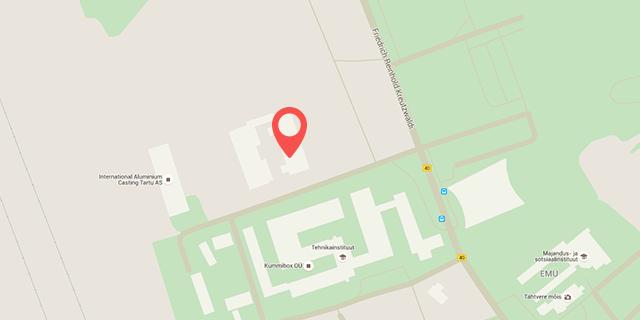 Asukoht kaardil